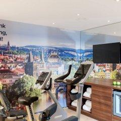 Отель NH Collection Wien Zentrum фитнесс-зал фото 2
