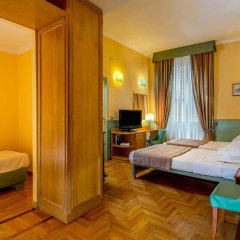 Tiziano Hotel Рим комната для гостей фото 2