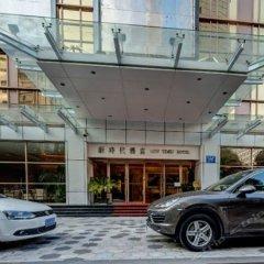 Отель New Times Шэньчжэнь городской автобус