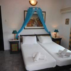 Отель Yianna Hotel Греция, Агистри - отзывы, цены и фото номеров - забронировать отель Yianna Hotel онлайн комната для гостей фото 3