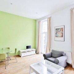 Отель Louise Uptown Apartments Бельгия, Брюссель - отзывы, цены и фото номеров - забронировать отель Louise Uptown Apartments онлайн комната для гостей фото 4