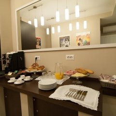 Отель Les Suites Bari Бари питание фото 2