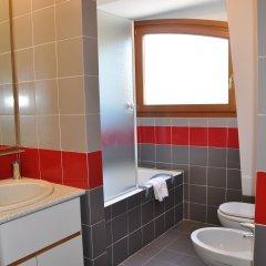 Отель Residence Le Corti ванная