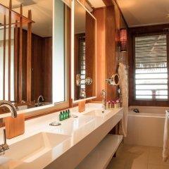Отель Tahiti Ia Ora Beach Resort - Managed by Sofitel ванная