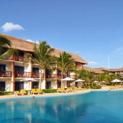 Отель The Reef Coco Beach Плая-дель-Кармен бассейн фото 2