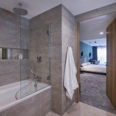 Отель Mamaison Residence Diana Польша, Варшава - 1 отзыв об отеле, цены и фото номеров - забронировать отель Mamaison Residence Diana онлайн ванная