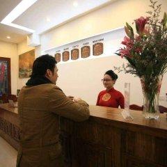 Отель Ha Noi Apple Hotel Вьетнам, Ханой - отзывы, цены и фото номеров - забронировать отель Ha Noi Apple Hotel онлайн интерьер отеля