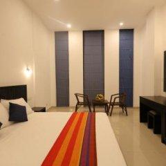 Отель Golden Pier City Hotel Шри-Ланка, Коломбо - отзывы, цены и фото номеров - забронировать отель Golden Pier City Hotel онлайн комната для гостей фото 4