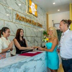 Отель Patong Bay Hill Resort спа
