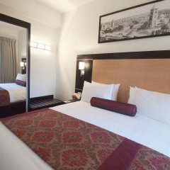 New Capitol Hotel Израиль, Иерусалим - 1 отзыв об отеле, цены и фото номеров - забронировать отель New Capitol Hotel онлайн комната для гостей