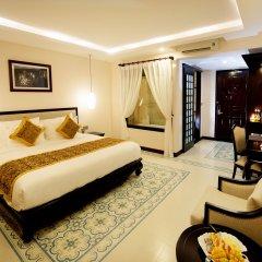 Silk Luxury Hotel & Spa комната для гостей