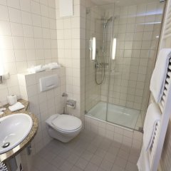 Отель Dorint Strandresort & Spa Ostseebad Wustrow ванная фото 2