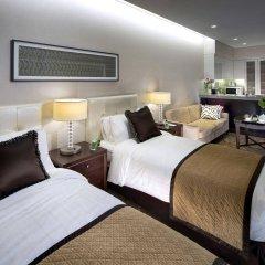 Отель Oakwood Premier Coex Center Южная Корея, Сеул - отзывы, цены и фото номеров - забронировать отель Oakwood Premier Coex Center онлайн комната для гостей фото 5
