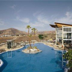 Отель Ambar Beach Испания, Эскинсо - отзывы, цены и фото номеров - забронировать отель Ambar Beach онлайн бассейн фото 2