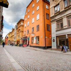 Отель ApartDirect Gamla Stan II Стокгольм