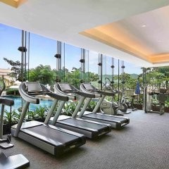 Отель Sofitel Macau At Ponte 16 фитнесс-зал