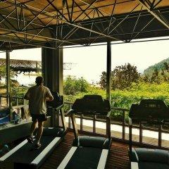 Отель Labranda Loryma Resort фитнесс-зал
