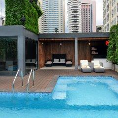 Отель Aspira Grand Regency Sukhumvit 22 Таиланд, Бангкок - отзывы, цены и фото номеров - забронировать отель Aspira Grand Regency Sukhumvit 22 онлайн бассейн фото 3