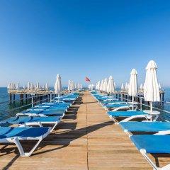 Vikingen Infinity Resort&Spa Турция, Аланья - 2 отзыва об отеле, цены и фото номеров - забронировать отель Vikingen Infinity Resort&Spa онлайн приотельная территория