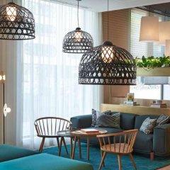 Отель Hyatt Regency Amsterdam интерьер отеля