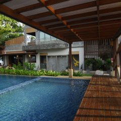 Отель Sairee Hut Resort бассейн фото 3