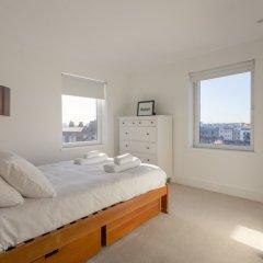 Отель 2 Bedroom Apartment Near Finsbury Park Великобритания, Лондон - отзывы, цены и фото номеров - забронировать отель 2 Bedroom Apartment Near Finsbury Park онлайн комната для гостей фото 5