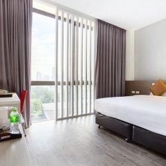 Отель D Varee Xpress Makkasan Бангкок комната для гостей