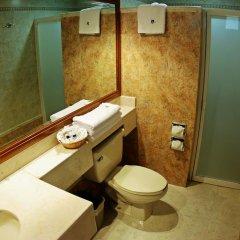 Áurea Hotel & Suites ванная