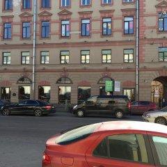 Hotel on Sadovaya 26 парковка