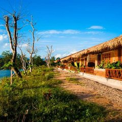 Отель Riverside @ Hsipaw Resort фото 2