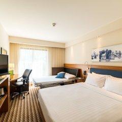 Отель Hampton by Hilton Gdansk Airport комната для гостей фото 2