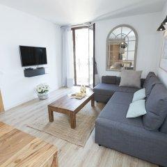 Апартаменты Happy Apartments Barcelona комната для гостей фото 19