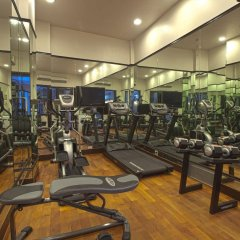 Отель Treebo Tryst Amber фитнесс-зал
