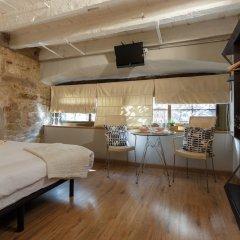 Отель AinB Picasso Corders Apartments Испания, Барселона - отзывы, цены и фото номеров - забронировать отель AinB Picasso Corders Apartments онлайн комната для гостей фото 9