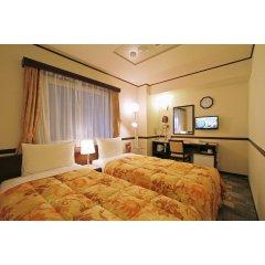 Отель Toyoko Inn Gifu-Hashima-Eki Shinkansen Minami-Guchi Хашима комната для гостей фото 2