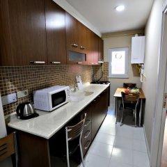 Апартаменты Istanbul Family Apartments в номере