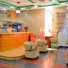 Отель Green Hotel Вьетнам, Вунгтау - отзывы, цены и фото номеров - забронировать отель Green Hotel онлайн интерьер отеля