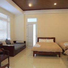 Отель Oscar House Далат комната для гостей