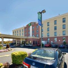 Отель Holiday Inn Express Kennedy Airport США, Нью-Йорк - 2 отзыва об отеле, цены и фото номеров - забронировать отель Holiday Inn Express Kennedy Airport онлайн парковка