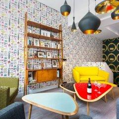 Отель Hôtel Crayon Rouge by Elegancia детские мероприятия
