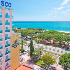 Отель H·TOP Cartago Nova балкон