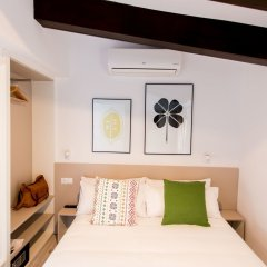Отель Apartamentos Wallace Valencia Испания, Валенсия - отзывы, цены и фото номеров - забронировать отель Apartamentos Wallace Valencia онлайн комната для гостей