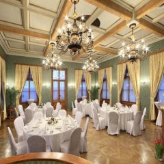 Отель Chateau St. Havel - wellness Hotel Чехия, Прага - отзывы, цены и фото номеров - забронировать отель Chateau St. Havel - wellness Hotel онлайн помещение для мероприятий