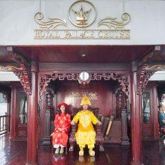 Отель Halong Royal Palace Cruise интерьер отеля