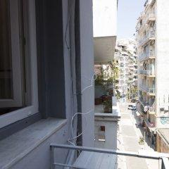 Отель Rigas Luxury Flat White Tower Греция, Салоники - отзывы, цены и фото номеров - забронировать отель Rigas Luxury Flat White Tower онлайн балкон