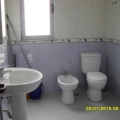 Отель Globi Албания, Шенджин - отзывы, цены и фото номеров - забронировать отель Globi онлайн ванная фото 2