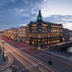 Отель Хэмптон бай Хилтон Санкт-Петербург Экспофорум балкон