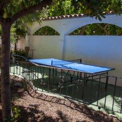 Hotel Comarruga Platja бассейн