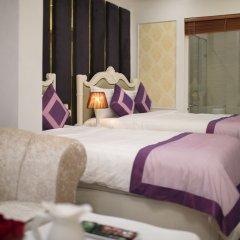 Dong A Hotel Ханой комната для гостей фото 4