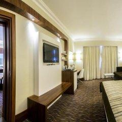 Ikbal Thermal Hotel & SPA Afyon 5* Стандартный семейный номер с двуспальной кроватью фото 4